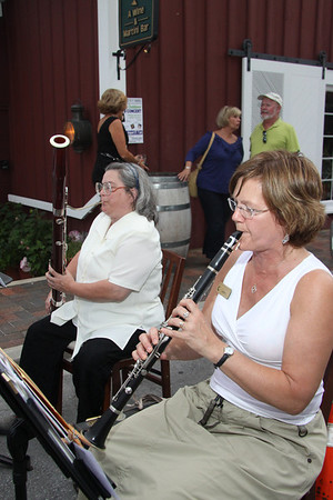 Vermilion--Third Thursday is back, August 18, 2011,Woodstock features Tim Askin.