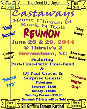 2014 Castaways Reunion