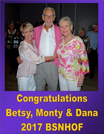 2017 Celebration for Betsy, Dana & Monty