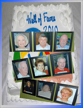 2010 Thirsty's 2 Wall of Fame Induction