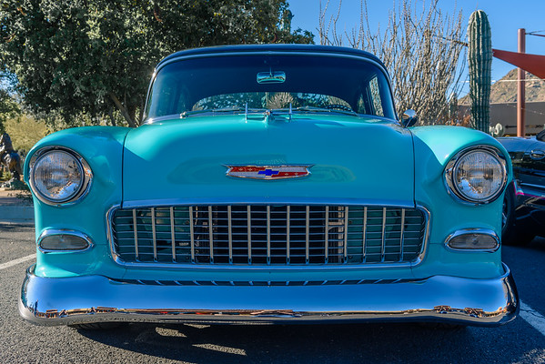 Carefree Car Show, Carefree AZ (7 February 2015)