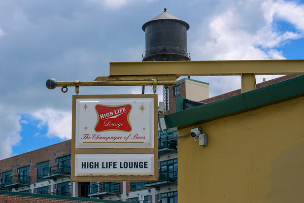 High Life Lounge, Des Moines IA (June 2013)