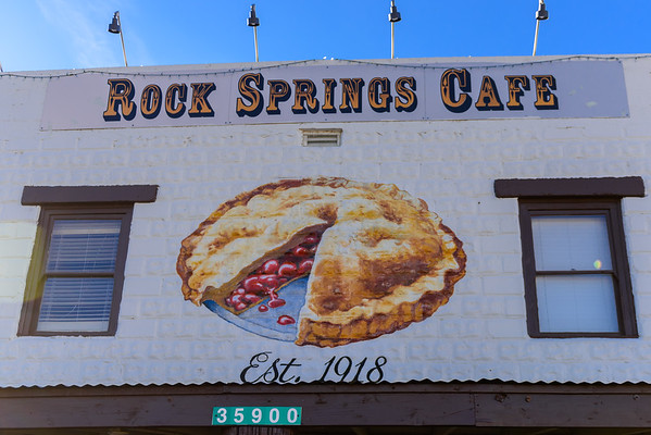 Rock Springs Stagecoach Stop, Rock Springs AZ (4 February 2015)