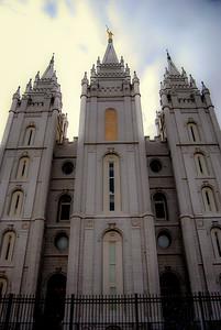 Salt Lake City Temple Soft