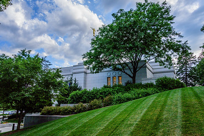 Winter Quarters Temple Lawn