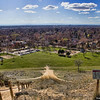 Boise from Camel's Back Trails - City of Trees!