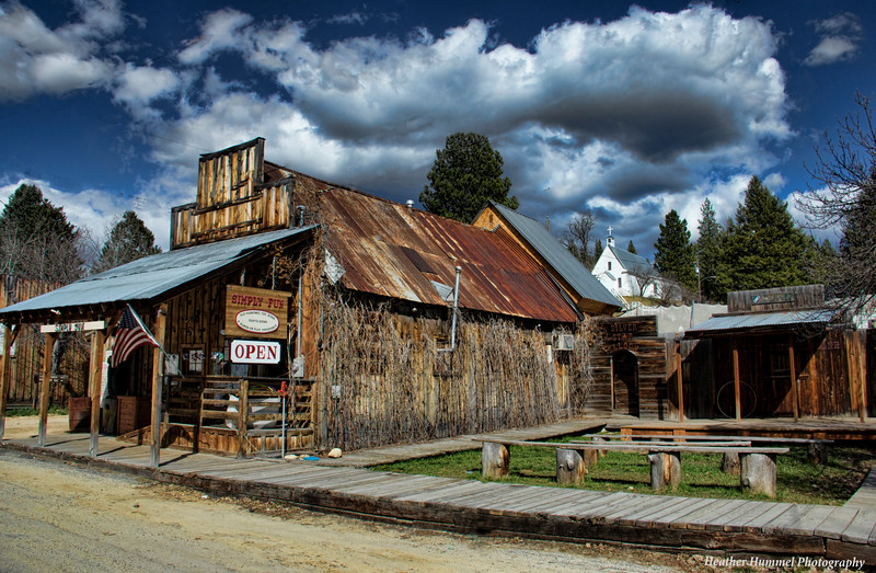 Idaho City, ID