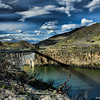 More's Creek Bridge, Arrowrock Reservoir, Boise, ID