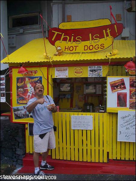 Damn Good Hot Dog