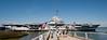 aircraft carrier Lexington, at Chas'tn shipyard