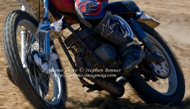 70's Moto Cross