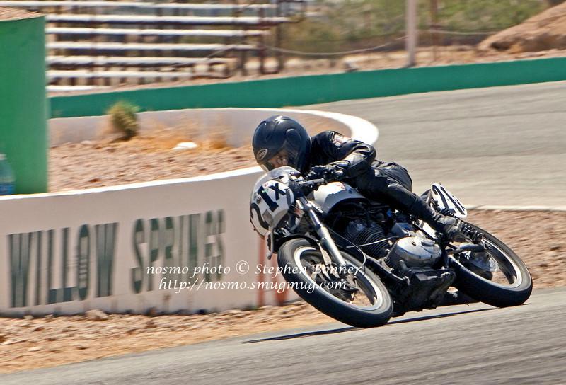 Ducati Single, Turn 4