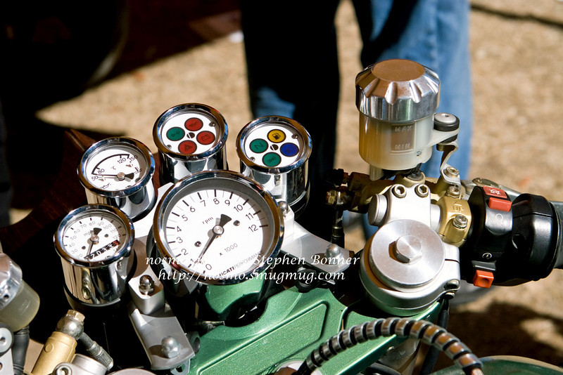 La Ducati Days - Shiny Bits 2006