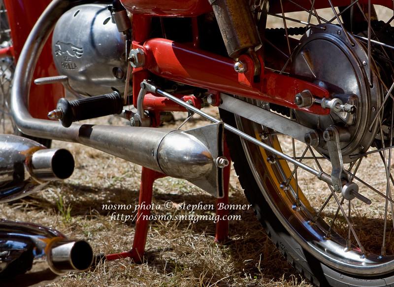 La Ducati Days 2011 - Parilla