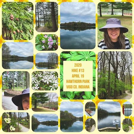 "2020 Hike #13 Photo Slideshow (Set to ""Paul Revere"" by The Beastie Boys)"