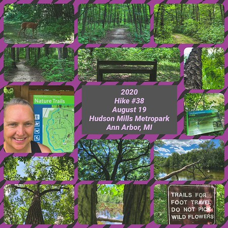 """2020 Hike #38 Photo Slideshow (Set to """"The Stake"""" by Steve Miller Band)"""