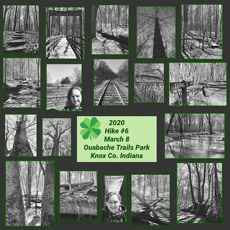 "2020 Hike #6 Photo Slideshow (Set to ""Beautiful Day"" by U2)"