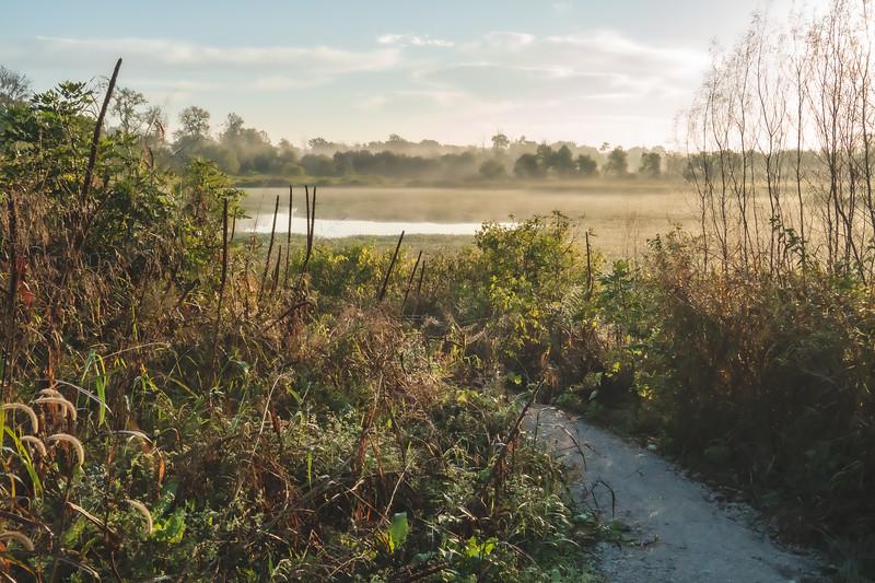 Wabashiki Fish & Wildlife Area in Terre Haute Indiana