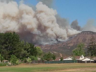 Springs Fire 05/02/13