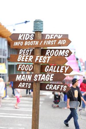 Ballard SeaFoodFest 2016
