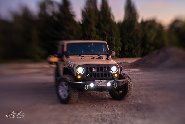 The Jeep.