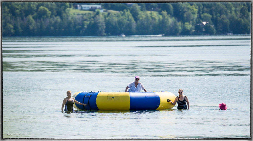 Really big floaty