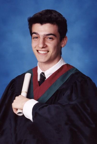 Lonny Graduates