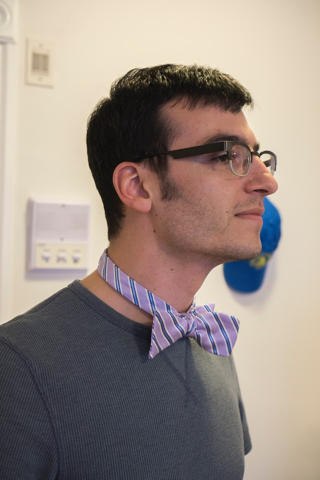 Lonny with Bow Tie