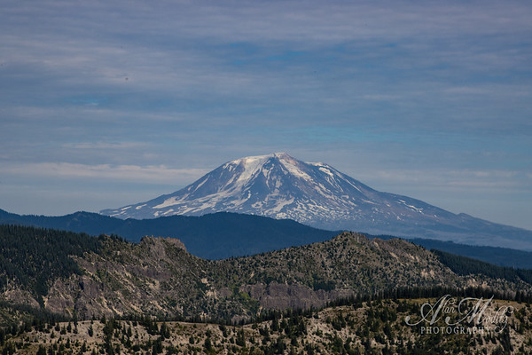Beautiful Mt Adams