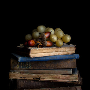 Grapes and de Maupassant