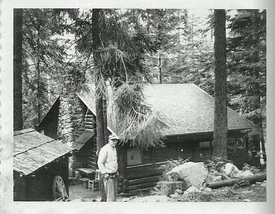 Owen E Kinnard _ Lake Wenatchee _ Master Cabin Builder