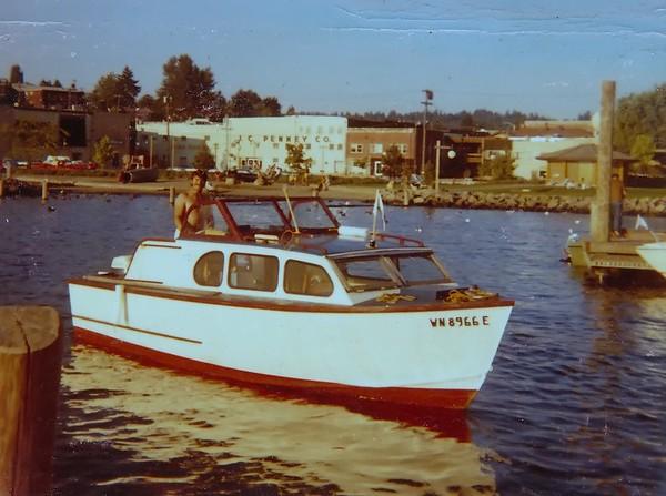 Polish Yacht