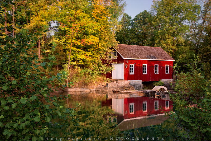 The Red Mill (#0395)
