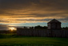 Daybreak at Fort George (#0321)