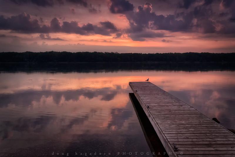 Dawn on the Niagara (#0151)