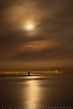 Full Moon Over Port Dalhousie (#0400)