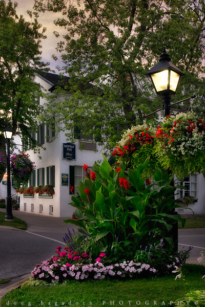 Niagara on the Lake's Streetscaping (#0291)