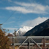 Heart Mountain from Yakutania Bridge