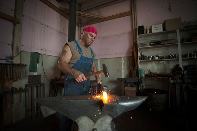 Making hot steel move.