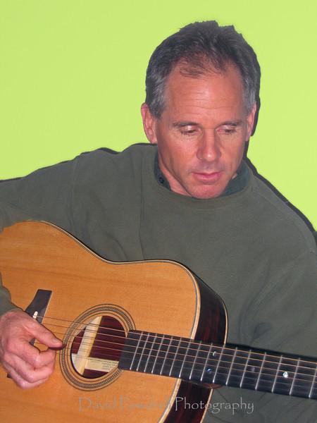 Doug's handmade guitars