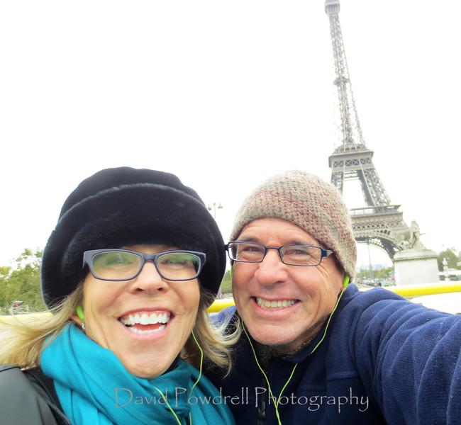 Paris with my sweetie