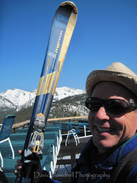 Hiking and skiing 2