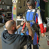 From the moment I got the flight suit zipped up, my instructor took over my life.  He was great.