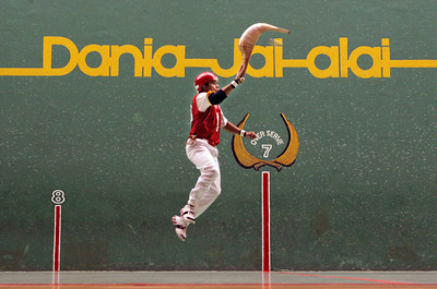 Story on how Jai-Alai is a dying sportand how the frontons are managing to stay open despitethe lack of customers.