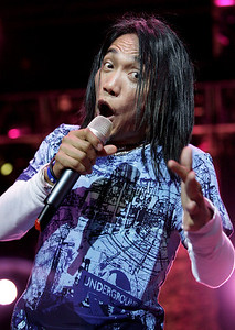 Rock group Journey, with its new lead singer Arnel Pineda, tours behind the enduring popularity of Don't Stop Believin' and brings its sold out tour to Hard Rock Live.