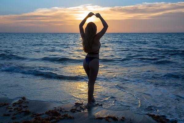 Dania Beach - Modelshoot
