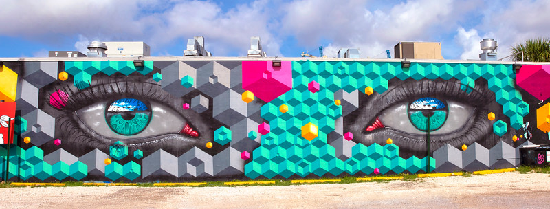 Wynwood Art District (Miami, Florida, USA)