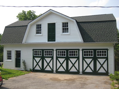 My Carriage House - Moto Barn