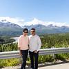 On the way to Matanuska Glacier