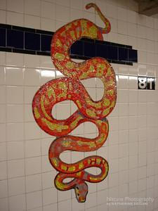 Tile Snake